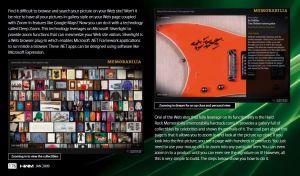 Hardrock - Best example of DeepZoom Technoglogy