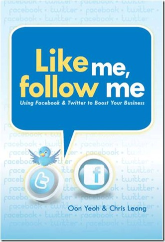 Like Me Follow Me - Chris Leong